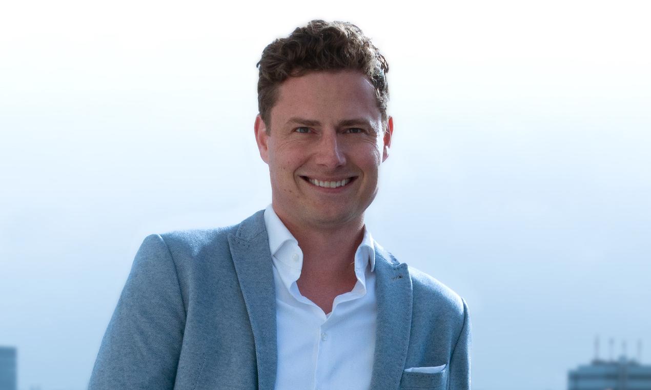 Sebastian Wagner hat 2014 das Startup Hausgold gegründet. (Bild: PR)