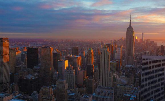 Wie New York das Silicon Valley als Fintech-Mekka ablöst