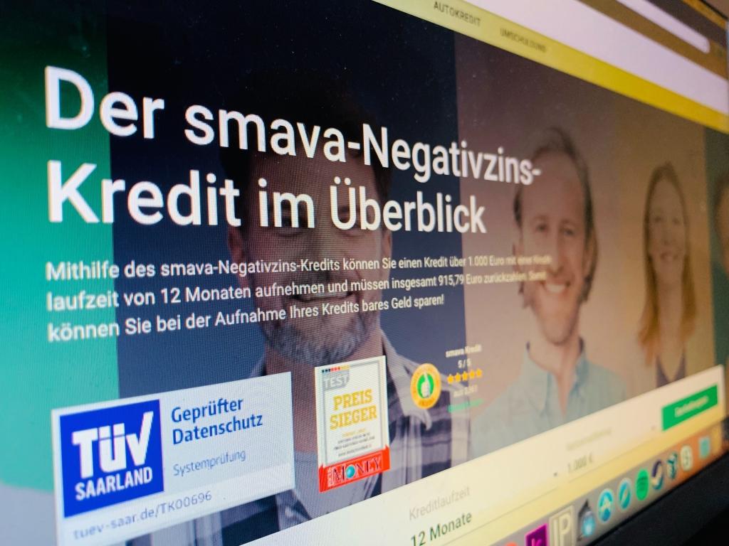 Die Schattenseiten der Negativzinskredite   FinanceFWD
